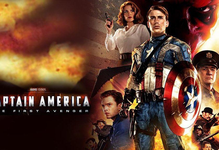 Captain The First Avenger